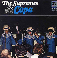 The Supremes - The Supremes At The Copa