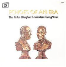 Duke Ellington - The Duke Ellington-Louis Armstrong Years