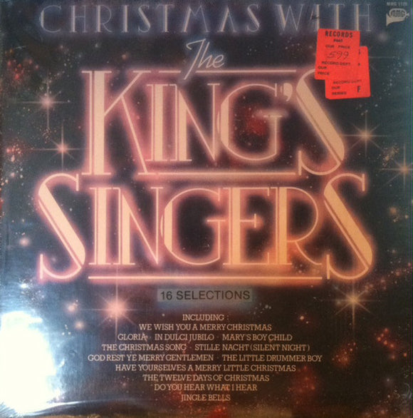 The King's Singers - Christmas With The King's Singers