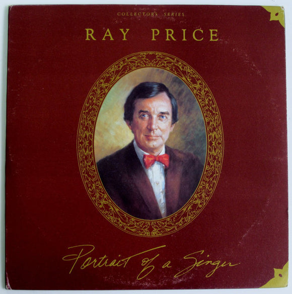 Ray Price - Portrait Of A Singer