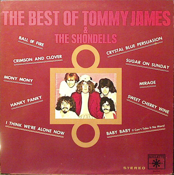 Tommy James - The Best Of
