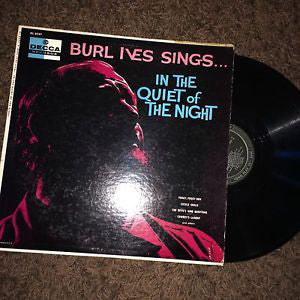 Burl Ives - In The Quiet Of The Night