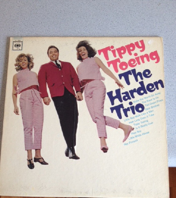 The Harden Trio - Tippy Toeing