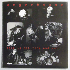 Angerhouse - This Is Not Rock And Roll