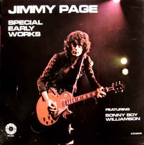 Jimmy Page - Special Early Works