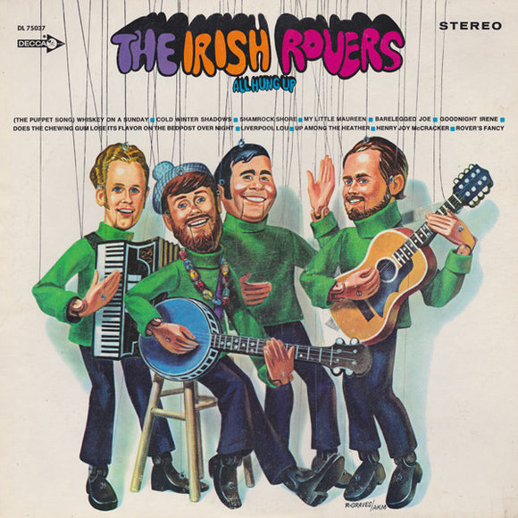 The Irish Rovers - All Hung Up