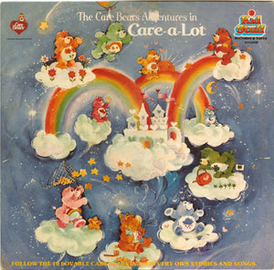 The Care Bears - The Care Bears Adventures In Care-A-Lot
