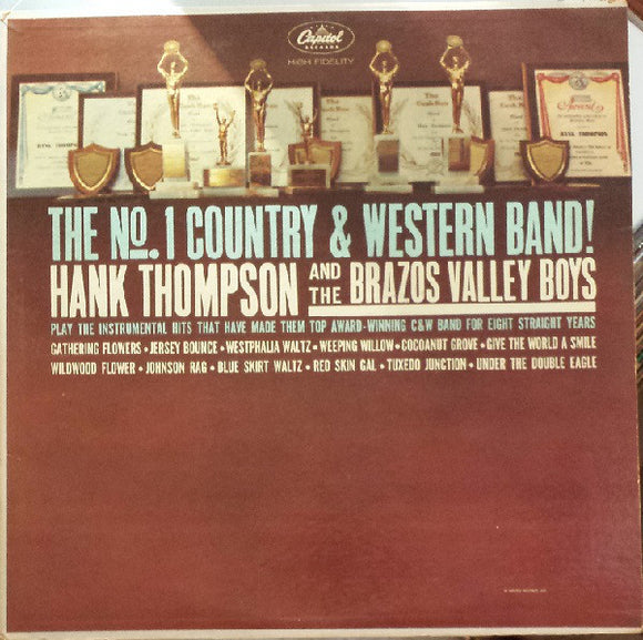 Hank Thompson - Number One Country Western Band