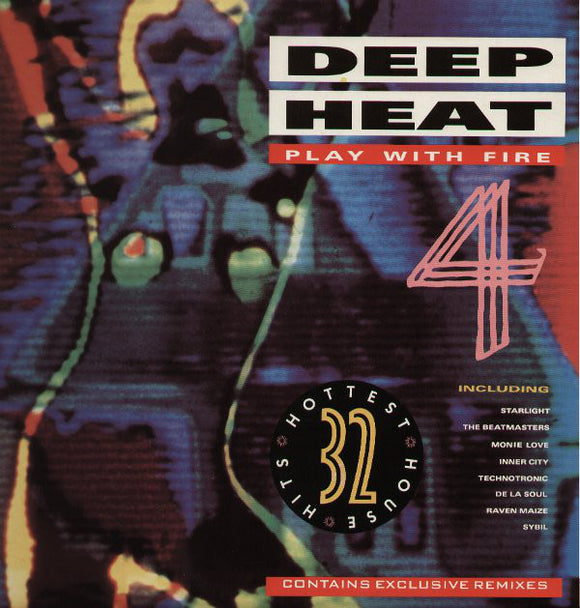 Various - Deep Heat 4 - Play With Fire