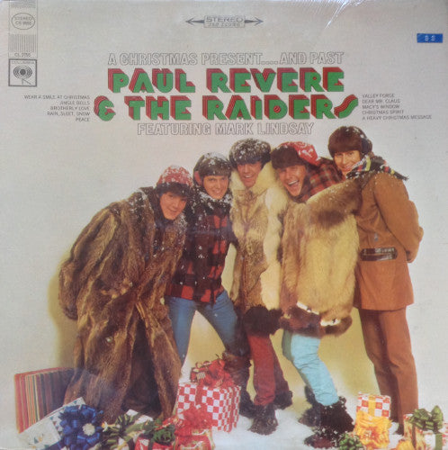 Paul Revere & The Raiders - A Christmas Present...And Past