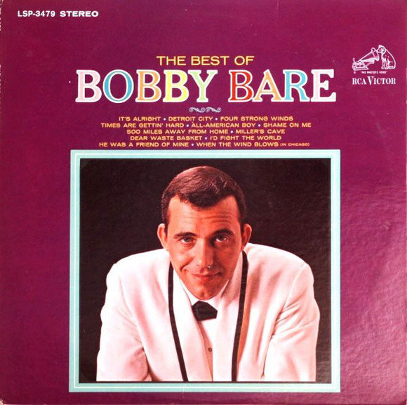 Bobby Bare - The Best Of