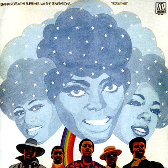 Diana Ross & The Supremes - Together With The Temptations