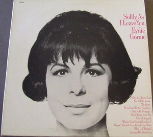 Eydie Gormé - Softly, As I Leave You