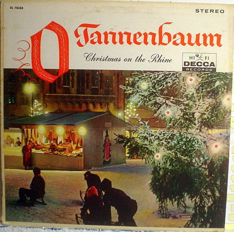 Werner Müller - O Tannenbaum (Christmas On The Rhine)