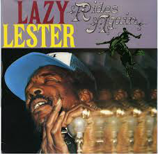 Lazy Lester - Rides Again