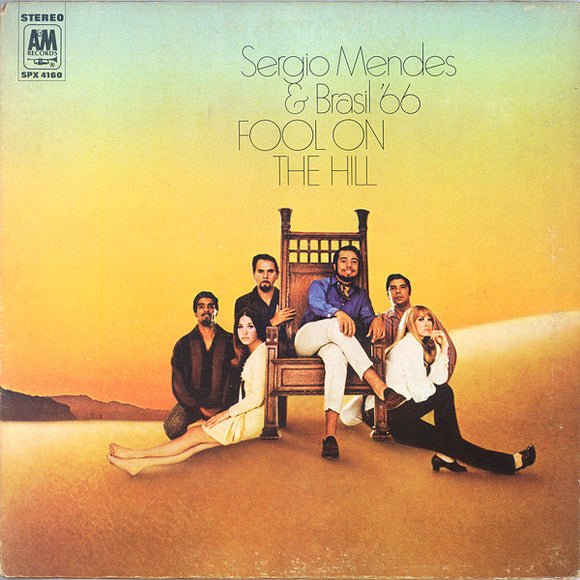 Sérgio Mendes - Fool On The Hill