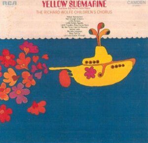 Richard Wolfe - Yellow Submarine