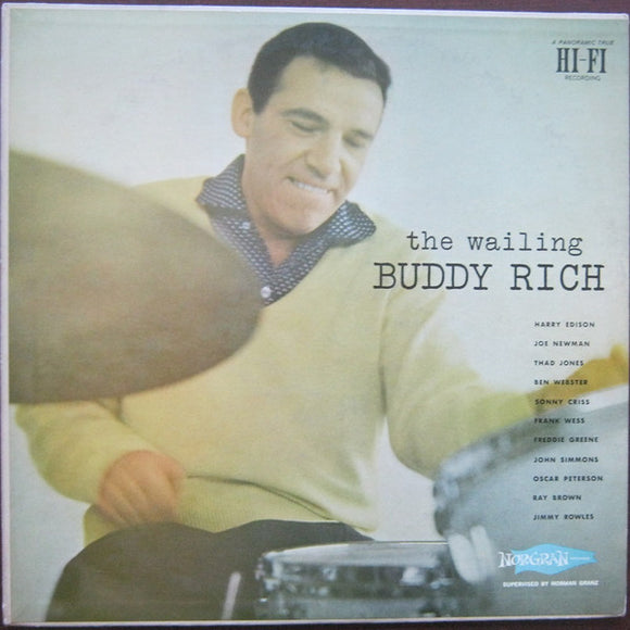 Buddy Rich - The Wailing Buddy Rich