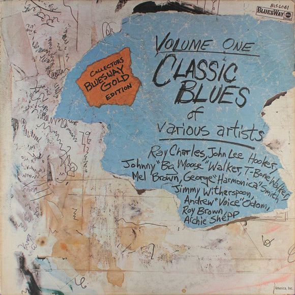 Various - Volume One - Classic Blues