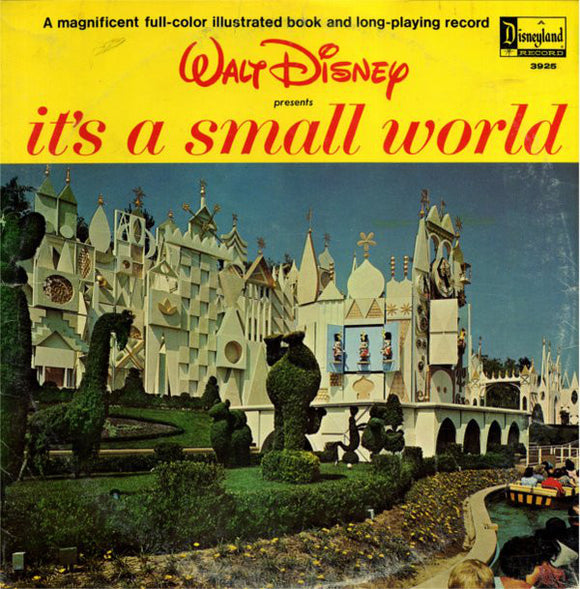Unknown Artist - It's A Small World