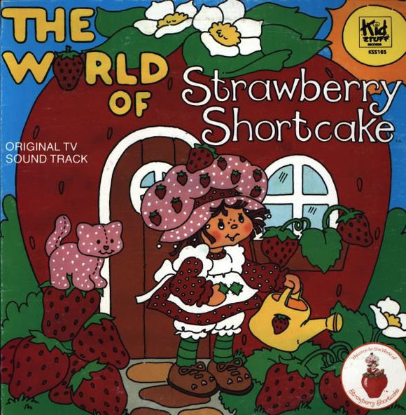 Strawberry Shortcake - World Of Strawberry Shortcake