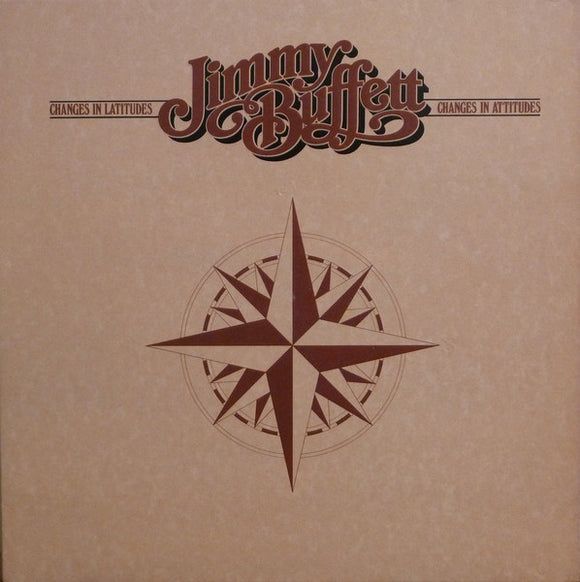 Jimmy Buffett - Changes In Latitudes Changes In Attitudes