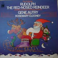 Gene Autry - The Original Rudolph The Red-Nosed Reindeer And Other Children's Christmas Favorites