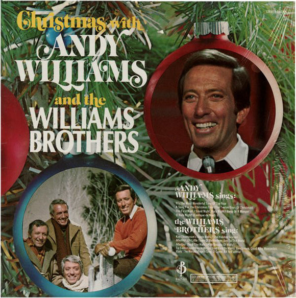 Andy Williams - Christmas With Andy Williams And The Williams Brothers