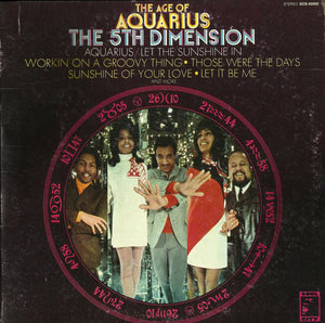 The Fifth Dimension - The Age Of Aquarius
