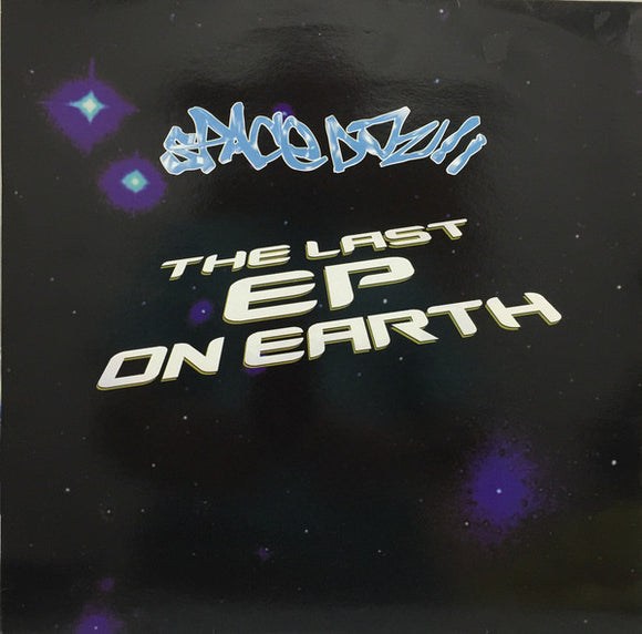 Space DJz - The Last EP On Earth