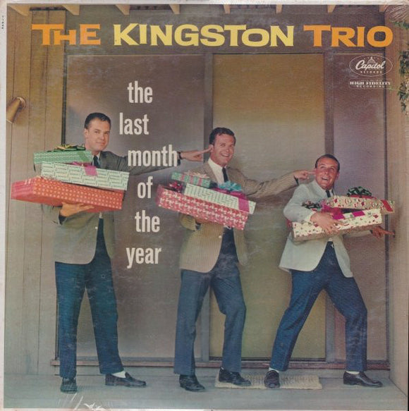 Kingston Trio - The Last Month Of The Year