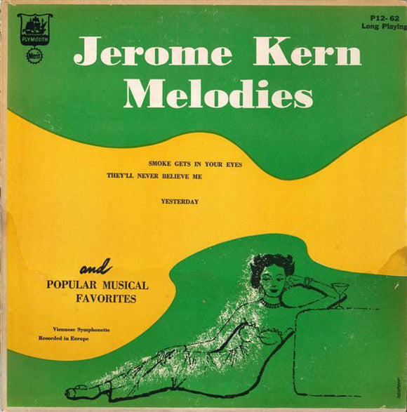 The Viennese Symphonette - Jerome Kern Melodies