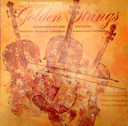 The Golden Strings - The Magnificent Golden Strings