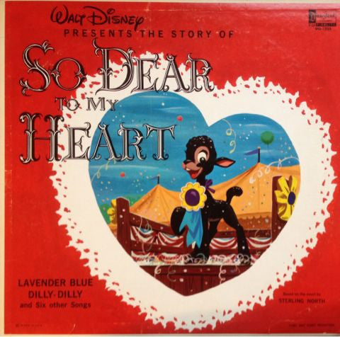 Carl Berg - The Story Of So Dear To My Heart