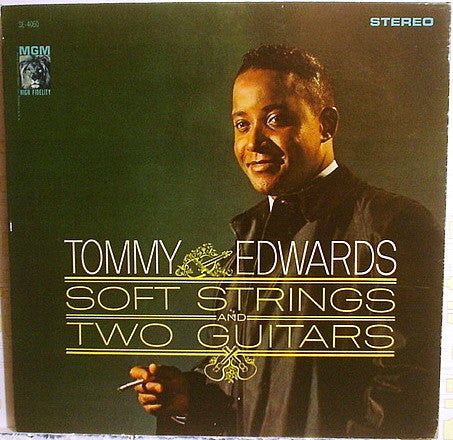 Tommy Edwards - Soft Strings And Two Guitars