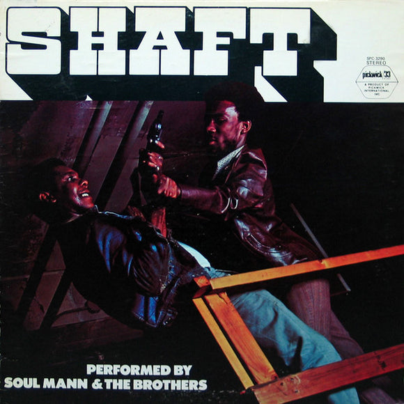 Soul Mann & The Brothers - Shaft