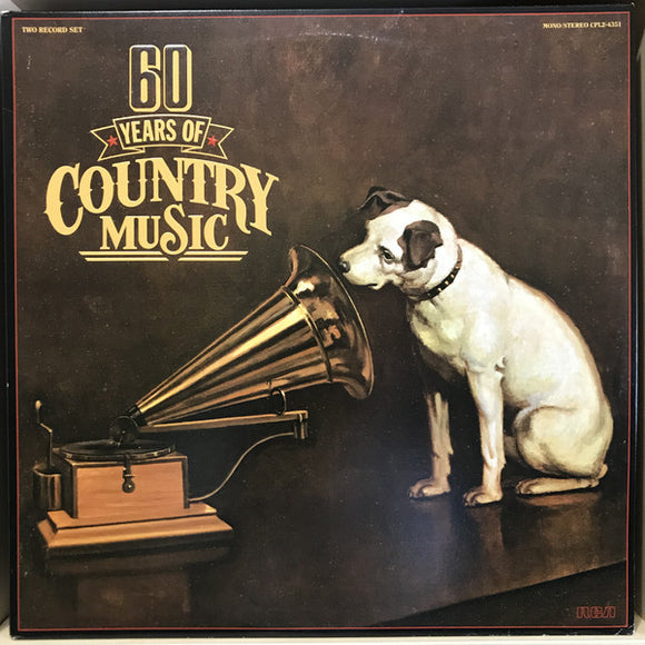 Various - 60 Years Of Country Music