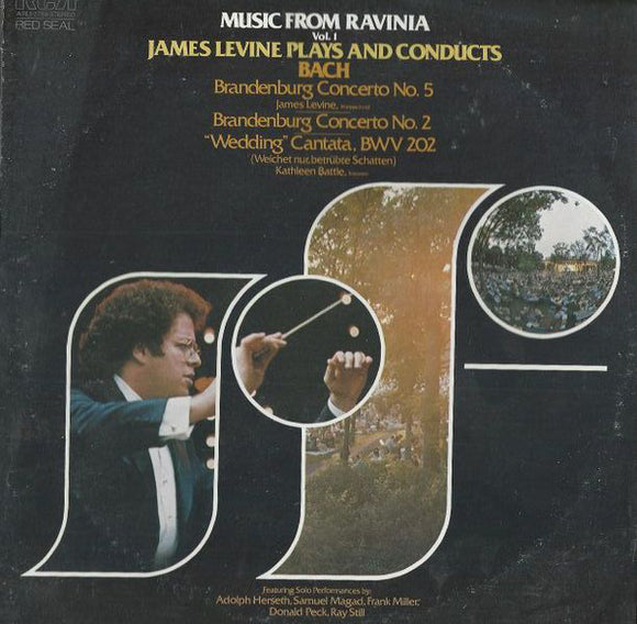 James Levine - Music From Ravinia, Vol 1