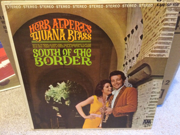 Herb Alpert - South Of The Border