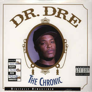 Dr. Dre - The Cronic