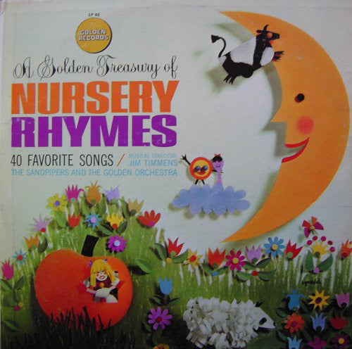 Jim Timmens - A Golden Treasury Of Nursery Rhymes