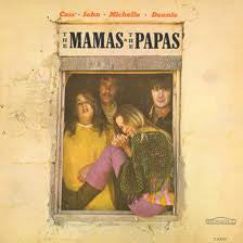 The Mamas and the Papas - The Mamas & The Papas