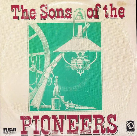 The Sons Of The Pioneers - The Sons Of The Pioneers