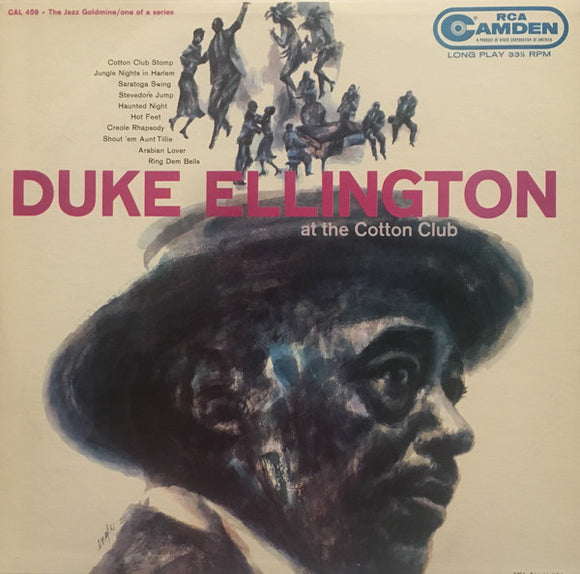 Duke Ellington And His Orchestra - At The Cotton Club