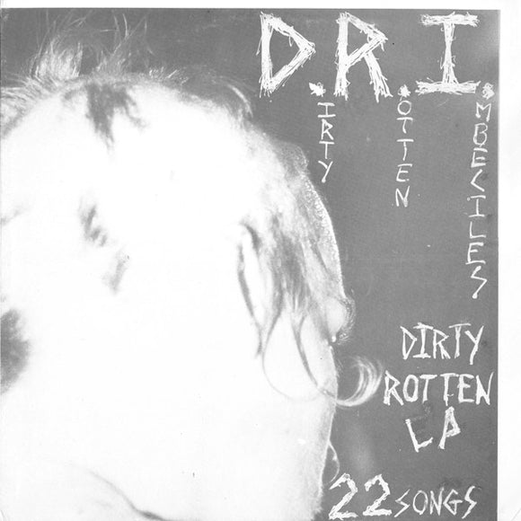 Dirty Rotten Imbeciles - Dirty Rotten LP