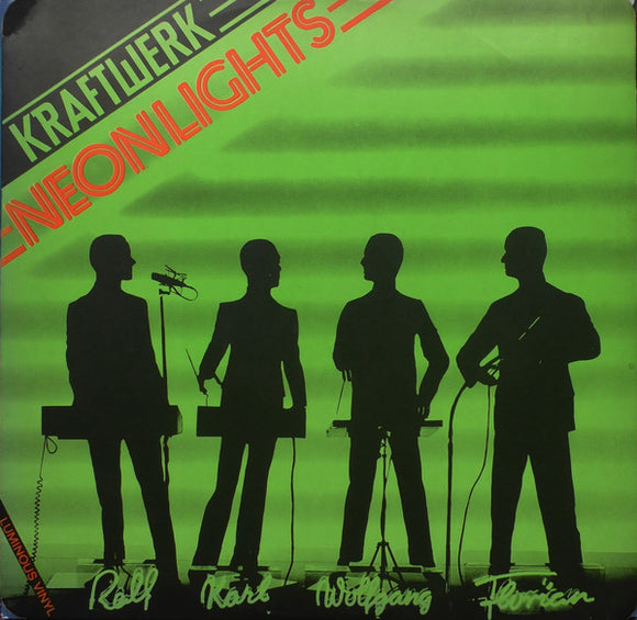 Kraftwerk - Neon Lights