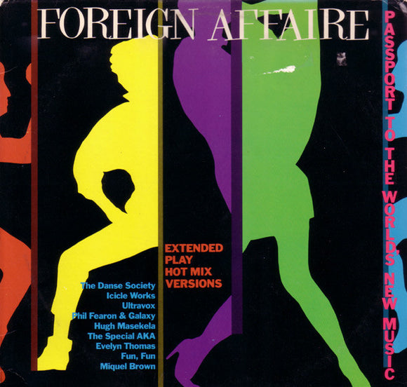Various Artists - Foreign Affaire