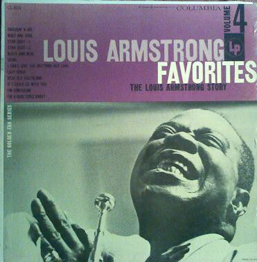 Louis Armstrong - Louis Armstrong Favorites Volume 4