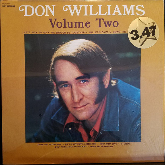 Don Williams - Volume Two