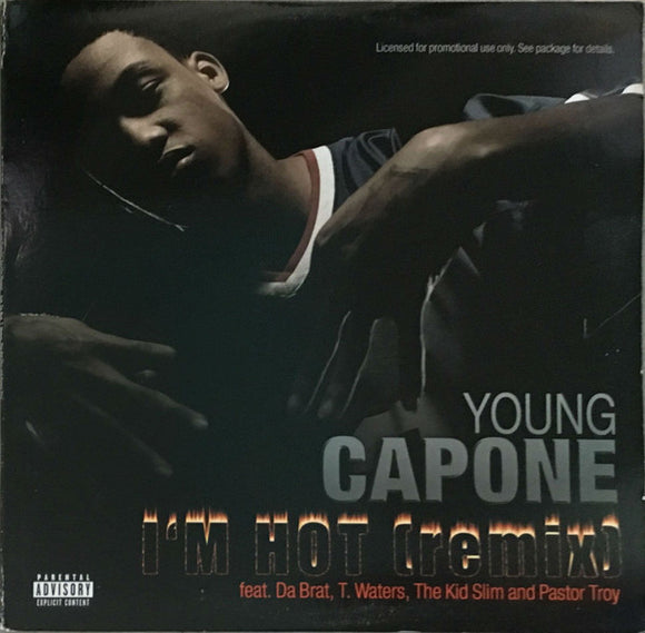 Young Capone - I'm Hot (Remix)